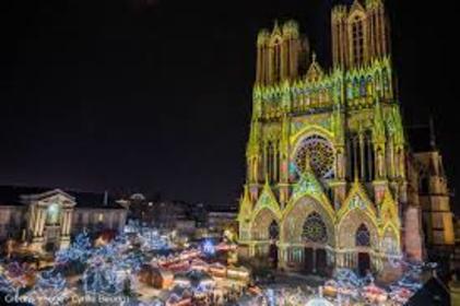 Reims Christmas Market 2019
