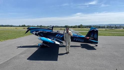 Un avion volant à près de 100% au biocarburant a atterri près de Reims, signant une première mondiale